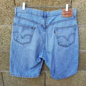 Levi's 505 Jean Shorts